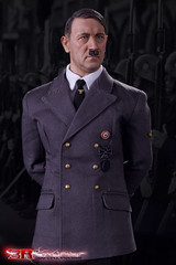 3R GM640 Adolf Hitler 1889-1945 Ver A - 85 (Lord Dragon 龍王爺) Tags: 16scale 12inscale onesixthscale actionfigure doll hot toys 3r did german ww2 axis