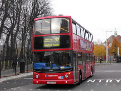 Stagecoach East London 18262 LX04FZG (McClellandFilms) Tags: alexander alx400 dennis trident transbus