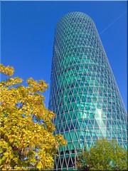 Frankfurt am Main - Westhafen Tower