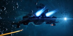 EVERSPACE - Intercept (tend2it) Tags: rockfish games space sim roguelike fighter battle pc xboxone nonlinear crowdfunded everspace