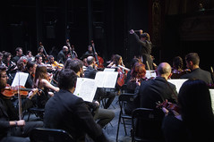 Orquesta (Guillermo Relaño) Tags: guillermorelaño nikon d90 teatro nuevoapolo orquesta camerata musicalis especial ¿porqueesespecial schuman sinfonía cuarta concierto