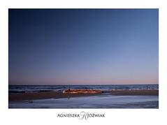 Winter Sea (smoothna) Tags: balticsea sunset winter x30 smoothna nature zachod baltykzima