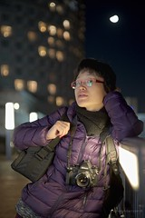 _PXK7663 (Concert Photography and more) Tags: 2018 november japan tokyo odaiba pentax k1ii pentaxk1 lenstest zeiss czj biometar biometar80mmf28 vintagelens lensmania bokeh boke bubbleboke people lowlight portrait nightshot biometar80mmf28m42