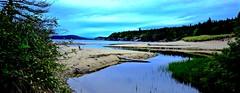 CRISP MORNING AT SANDY BEACH, LAKE SUPERIOR, ONTARIO, CANADA near WAWA, ACA PHOTO (alexanderrmarkovic) Tags: crispmorningatsandybeach lakesuperior ontario canadanearwawa acaphoto