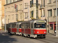 Bratislava 2006 - IMG_6414 (-A l e x-) Tags: bratislava slovakei tram strassenbahn tramway slovakia 2006 öpnv reise verkehr