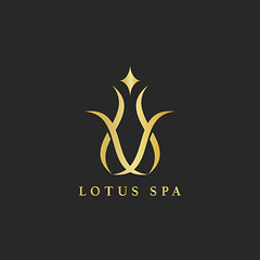 Lotus spa design logo vector (nobir899) Tags: acupuncture aromatherapy ayurveda ayurvedic badge beauty blackbackground body brand branding business calmness care center corporateidentity design doodle element floral gold golden healing health healthcare healthy herbal holistic icon illustration line logo lotus lotusspa mandala massage medical medicine meditation mental mind minimal motif natural petal pose relax relaxation relaxing salon set simple spa spaflower template therapy treatment vector wellbeing wellness wellnesscenter