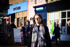Light Shines on Me (Bury Gardener) Tags: suffolk streetphotography street streetcandids snaps strangers candid candids people peoplewatching folks nikond7200 nikon england eastanglia uk britain 2018 cornhill