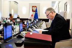 Posiedzenie Rady Ministrów (Kancelaria Premiera) Tags: premier mateuszmorawiecki posiedzenierządu posiedzenieradyministrów ministrowie kancelariapremiera