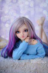 Melanie (fluffy_347) Tags: bjd bjdgirl bjdphoto bjdmsd balljointeddoll doll dolls dollphotogallery dollphotography msd minifee minifeeevent minifeeeventhead minifeeelf minifeejuri minifeejuri08 juri juri2008 juri08