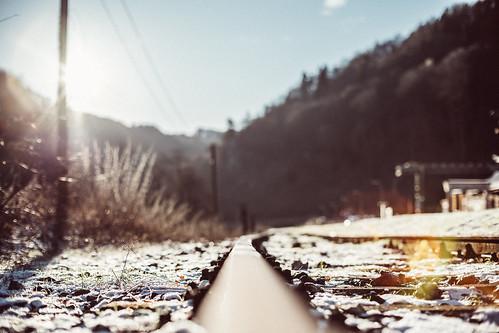 Keep on track!