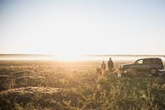 Sun Rising (Big Red Bash) Tags: bigredbash birdsville festival sunset 4wd camping outback