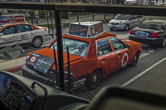 Advertising (Julio López Saguar) Tags: segundo juliolópezsaguar coche car automóvil color lasvegas nevada usa unitedstates estadosunidos taxi cab publicidad advertising