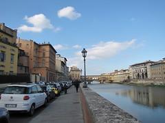 Florence,Italy (Alexanyan) Tags: florence firenze italia italy tuscany europe open air museum italian italien city bridge arno river