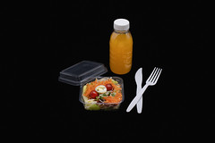 Embalagem quadrada para salada GALVANOTEK G 650 (setor da Embalagem) Tags: embalagem quadrada salada