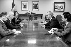 Reunió enviat especial UE Canadà.13-12-2018 (Govern d'Andorra) Tags: andorra canadà dion martí trudeau ubach ue