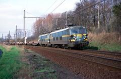 NMBS / SNCB 2362 + 2351 (happysongs151) Tags: nmbs sncb train trein locomotief locomotive