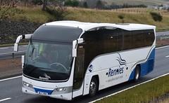 WLT784  Rennies, Dunfermline (highlandreiver) Tags: wlt784 wlt 784 rennies coaches dunfermline fife plaxton elite bus coach a9 blackford perthshire
