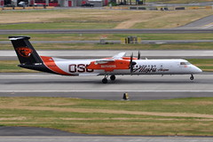 Alaska Airlines (Horizon Air) - Bombardier (De Havilland Canada) DHC-8-402Q (Dash 8 / Q400) - N440QX - Oregon State University Beavers - Portland International Airport (PDX) - June 3, 2015 4 460 RT CRP (TVL1970) Tags: nikon nikond90 d90 nikongp1 gp1 geotagged nikkor70300mmvr 70300mmvr aviation airplane aircraft airlines airliners portlandinternationalairport portlandinternational portlandairport portland pdx kpdx n440qx alaskaairlines horizonair horizon alaskaairgroup oregonstateuniversitybeavers oregonstateuniversity oregonstate oregonstatebeavers osu beavers speciallivery dehavillandcanada dehavilland dhc dehavillandcanadadhc8 dehavillandcanadadash8 dehavillanddhc8 dehavillanddash8 dhc8 dash8 q400 dhc8400 dhc8402 dhc8402q bombardieraerospace bombardier bombardierdash8 bombardierq400 prattwhitney pw prattwhitneycanada pwc prattwhitneycanadapw100 prattwhitneycanadapw150 prattwhitneycanadapw150a pwcpw100 pwcpw150 pwcpw150a pw100 pw150 pw150a turboprop