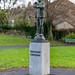 MEMORIAL TO RICHARD CROSBIE [HE MADE THE FIRST HOT AIR BALLOON FLIGHT IN IRELAND FROM RANELAGH GARDENS PARK]-146755