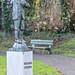 MEMORIAL TO RICHARD CROSBIE [HE MADE THE FIRST HOT AIR BALLOON FLIGHT IN IRELAND FROM RANELAGH GARDENS PARK]-146757
