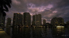 Late afternoon in downtown Miami. (Aglez the city guy ☺) Tags: downtownmiami brickellkey lateafternoon architecture afternoon colors cityscapes urbanexploration miamicity miamifl seashore themiamiriverwalk riverbank bay walkingaround waterways walking outdoors