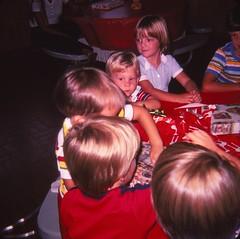 Brian's Third Birthday (Stabbur's Master) Tags: birthday birthdayparty birthdaypresents 1970s 1970sbirthdayparty thirdbirthdayparty 3rdbirthdayparty kidsbirthdayparty kidsbirthday childsbirthdayparty 1979birthdayparty