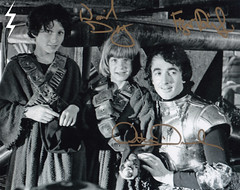 SandCrawler Multi B&W BTS 8x10 (Willrow Hood) Tags: starwars behindthescenes anh anewhope frazerdiamond warwickdiamond frazer warwick diamond jawa jawas c3po anthonydaniels anthony daniels credited