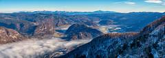 Bohinj Panorama (duncolm) Tags: slovenia julianalps mount panorama vogel bohinj