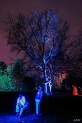 Blue Note Story (WiSchWerk) Tags: wischwerk städte lusienpark januar winterlichter nachtaufnahmen orte mannheim badenwürttemberg deutschland de