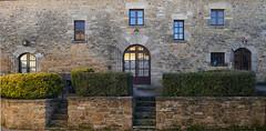 CORTS - FAÇANA (Joan Biarnés) Tags: corts pladelestany girona catalunya casa portas puertas finestras ventana 294 panasonicfz1000