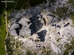 Like broken glass (Daniel Moreira) Tags: cinque torri dolomites dolomiti dolomitas belluno italia italy rocks mountains clouds unesco world dji mavic mavicpro drone aerial