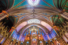 0050_montreal_cathedral_97b77 (isogood) Tags: montreal quebec canada notredame basilica church baroquebarroco monument religion cupola