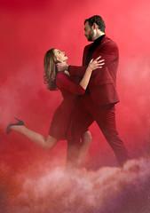 Dancing in the Dark (Pete Foley) Tags: emilychristine aaron kenelsner lasvegas nevada whyimovedtovegas overtheexcellence