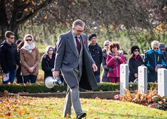 20181111_0016_1 (Bruce McPherson) Tags: brucemcphersonphotography centumcorpora remembranceday armistice brassband 100piecebrassband livemusic bandmusic brassmusic remembrance armisticeday veteransday mountainviewcemetery jones45 areajones45 commonwealthcemetery remembering honouring wargraves outdoorperformance outdoormusic vancouver bc canada thelittlechamberseriesthatcould homegoingbrassband