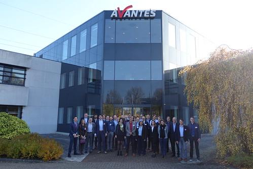 EPIC Meeting on Environmental Monitoring at Avantes (Company tour)