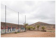 Las Coloradas (epha) Tags: canarias canaryislands grancanaria kanarischeinseln laisleta laspalmas stadium play palmen palmtrees