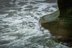 Sandstone worn smooth by waves (Jeffrey Balfus (thx for 3.3 Million views)) Tags: coast santacruz california unitedstates us sonya7m2 sonyilcea7m2 sonyemount mirrorless fullframe sonyalpha sonya7ii sony70400mmf45gssmii natureinfocusgroup
