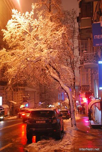 Засніжений зимовий Київ 092 InterNetri.Net Ukraine