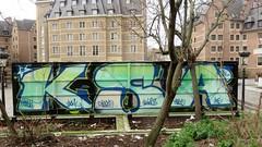 KSA / Bruxelles - 22 dec 2018 (Ferdinand 'Ferre' Feys) Tags: bxl brussels bruxelles brussel belgium belgique belgië streetart artdelarue graffitiart graffiti graff urbanart urbanarte arteurbano ferdinandfeys