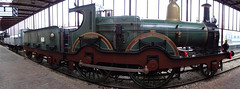 Steam locomotive SS 13 (Beyond the grave) Tags: trains railroad railroadmuseum utrecht netherlands steamlocomotive ss staatsspoorwegen ss13