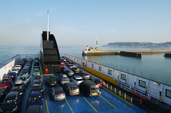 Brittany Ferries, Le Havre (Niall Corbet) Tags: france brittanyferries lehavre ferry carferry
