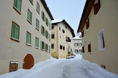 Guarda (Simoniini) Tags: guarda engadin bündnerland graubünden switzerland swiss village snow