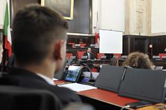 Studenti (Comune di Milano) Tags: lambertobertolé aulaconsiliare studenti 20190124
