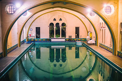 Berkeley City Club, Berkeley, California (Thomas Hawk) Tags: bayarea berkeley berkeleycityclub berkeleywomenscityclub berkeleywomensclub california eastbay juliamorgan julias sfbayarea westcoast architecture pool swimmingpool unitedstates us fav10 fav25 fav50 fav100