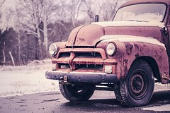 Stand tall (partsavatar) Tags: cars classic vintage retro canada vancouver montreal toronto autoparts carparts replacementparts aftermarket repair photography sturdy truck