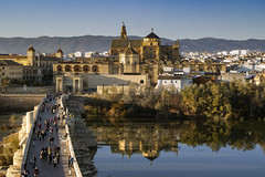 الوادي_الكبير (Grand river) (ponzoñosa) Tags: guadalquivir grand river riverside romano puebte bridge mezquita mosque catedral andalucia cordoba califato arab omeya spain