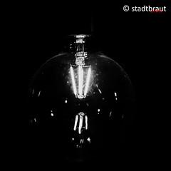 LED (stadtbrautphoto) Tags: led lampe leuchte effizientelichtquellen electronicdevice leuchtdiode elektronischesbauelement emitslight ledlicht ledlight ledglühbirne ledbulb environmentallyfriendly harmlessforhumanhealth ledspotlight incandescentbulb flashlight setnewstandards lookforward ledlamps liquidcooled environmentalsustainability ledtechnology importantinvention lighting connectiontoalightbulb lessenergy energysavinglamps powerfullightemittingdiode modernlight savingledbulbs lettherebelight eswerdelicht macromondays centersquarebw macro
