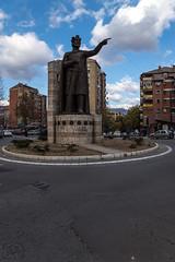 Mitrovica Sever (71piotr) Tags: balkan балкан novipazar sandżak serbija serbia kosovskamitrovica mitrovica kfor kosovo