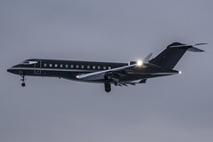 VQ-BKI Gamma Aviation Bombardier BD-700-1A10 Global Express (natan_ivanov83) Tags: airplane aircraft spotting vko vnukovo uuww bombardier