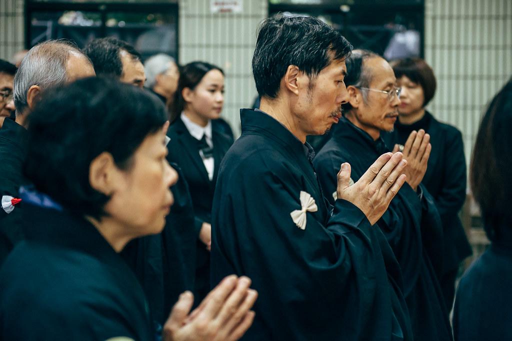 《喪禮攝影》桃園市立殯儀館/ 思源廳 / 黃奠